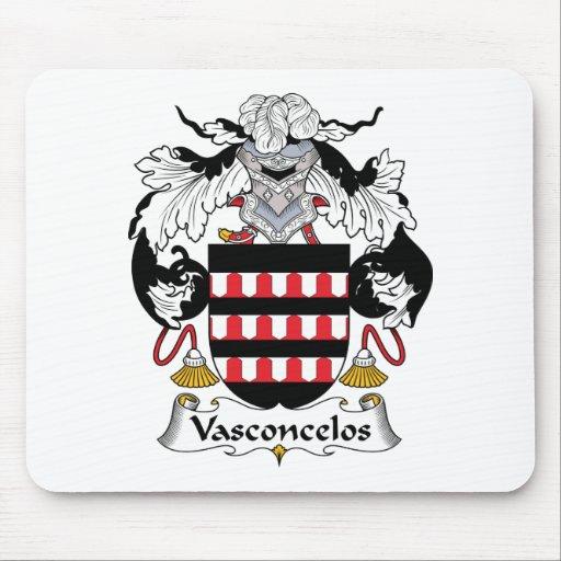 Escudo de la familia de Vasconcelos Tapetes De Raton