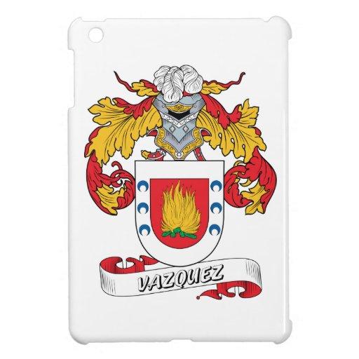 Escudo de la familia de Vázquez