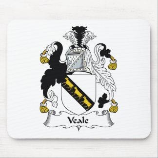 Escudo de la familia de Veale Alfombrilla De Raton