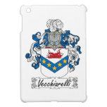 Escudo de la familia de Vecchiarelli iPad Mini Protectores