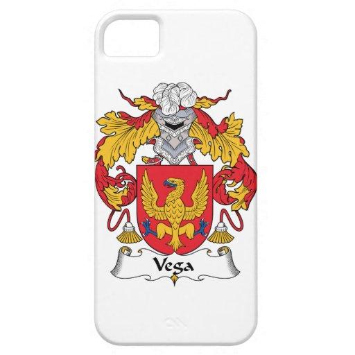 Escudo de la familia de Vega iPhone 5 Case-Mate Cobertura