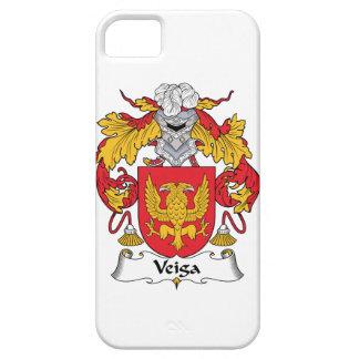 Escudo de la familia de Veiga iPhone 5 Case-Mate Fundas