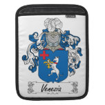 Escudo de la familia de Venezia Fundas Para iPads