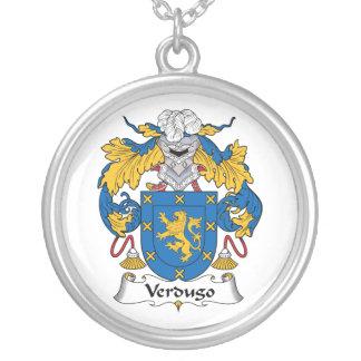 Escudo de la familia de Verdugo Grimpola