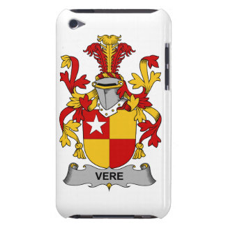 Escudo de la familia de Vere Case-Mate iPod Touch Protector