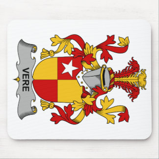 Escudo de la familia de Vere Tapete De Raton