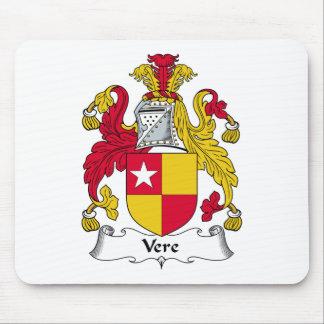 Escudo de la familia de Vere Alfombrillas De Ratón