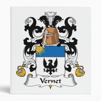 Escudo de la familia de Vernet