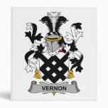 Escudo de la familia de Vernon