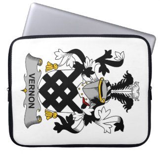 Escudo de la familia de Vernon Funda Computadora