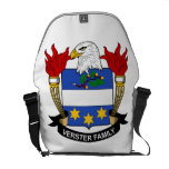 Escudo de la familia de Verster Bolsas Messenger