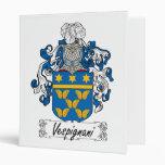 Escudo de la familia de Vespignani