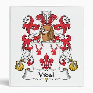 Escudo de la familia de Vidal