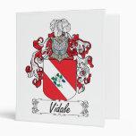 Escudo de la familia de Vidale