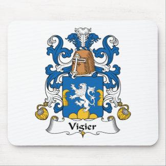 Escudo de la familia de Vigier Tapetes De Raton