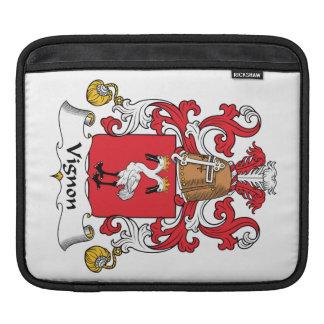 Escudo de la familia de Vignon Manga De iPad