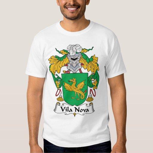 Escudo de la familia de Vila Nova Camisas