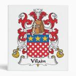 Escudo de la familia de Vilain