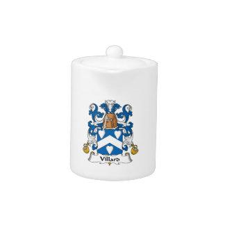 Escudo de la familia de Villard