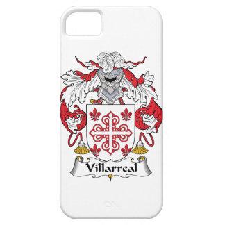 Escudo de la familia de Villarreal iPhone 5 Fundas