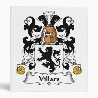 """Escudo de la familia de Villars Carpeta 1"""""""