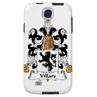 Escudo de la familia de Villars Funda Para Galaxy S4