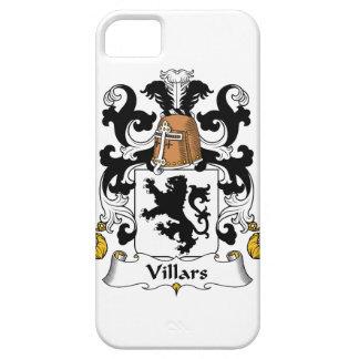 Escudo de la familia de Villars Funda Para iPhone 5 Barely There