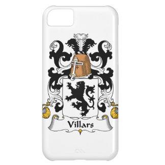 Escudo de la familia de Villars Funda Para iPhone 5C
