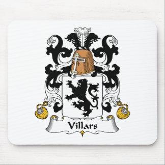 Escudo de la familia de Villars Mouse Pad
