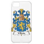 Escudo de la familia de Villette