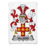 Escudo de la familia de Villiers iPad Mini Cobertura