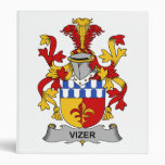 Escudo de la familia de Vizer