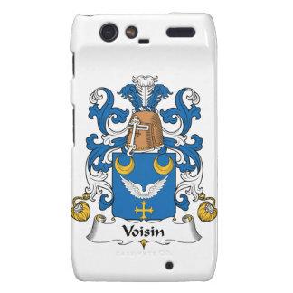 Escudo de la familia de Voisin Droid RAZR Carcasas
