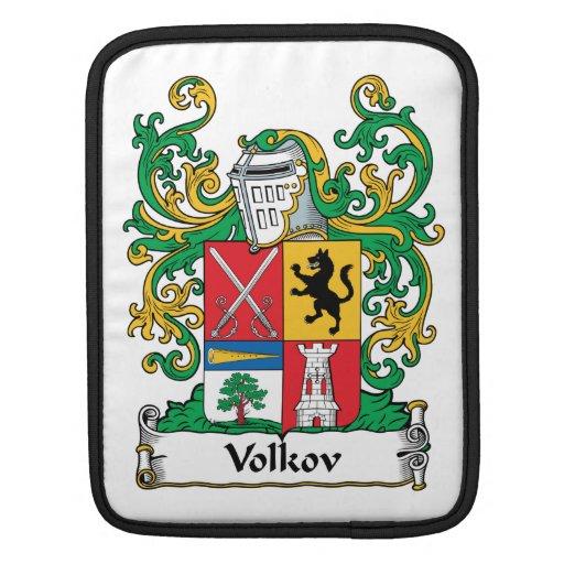 Escudo de la familia de Volkov Mangas De iPad