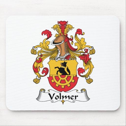Escudo de la familia de Volmer Tapete De Ratón