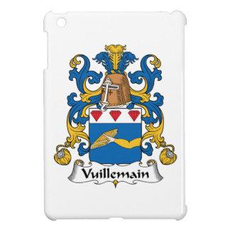 Escudo de la familia de Vuillemain