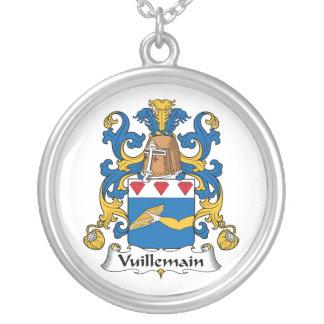 Escudo de la familia de Vuillemain Joyerias