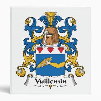 Escudo de la familia de Vuillemin