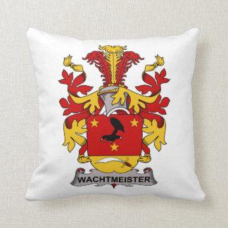 Escudo de la familia de Wachtmeister Almohada