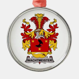 Escudo de la familia de Wachtmeister Ornamento De Reyes Magos