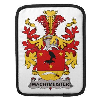Escudo de la familia de Wachtmeister Funda Para iPads