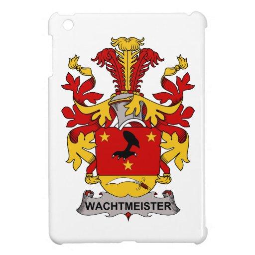 Escudo de la familia de Wachtmeister iPad Mini Carcasa