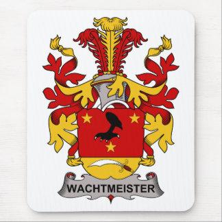 Escudo de la familia de Wachtmeister Tapetes De Raton