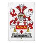 Escudo de la familia de Waddington iPad Mini Coberturas