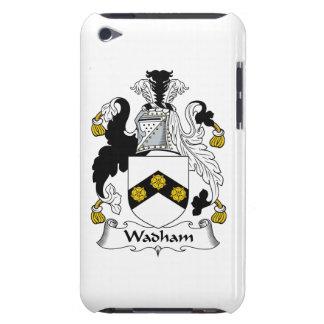 Escudo de la familia de Wadham Barely There iPod Protector