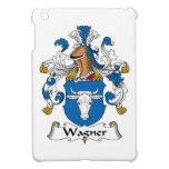 Escudo de la familia de Wagner iPad Mini Cárcasa