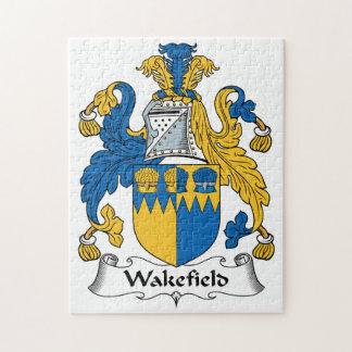 Escudo de la familia de Wakefield Puzzles