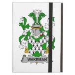 Escudo de la familia de Wakeman