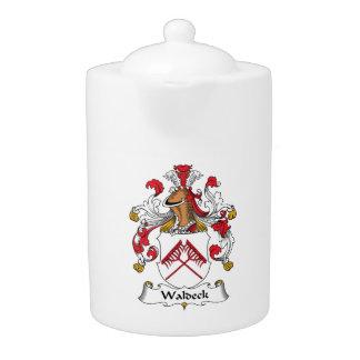 Escudo de la familia de Waldeck
