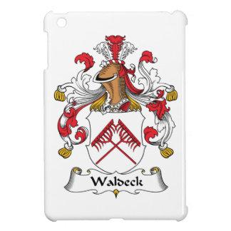 Escudo de la familia de Waldeck iPad Mini Protectores